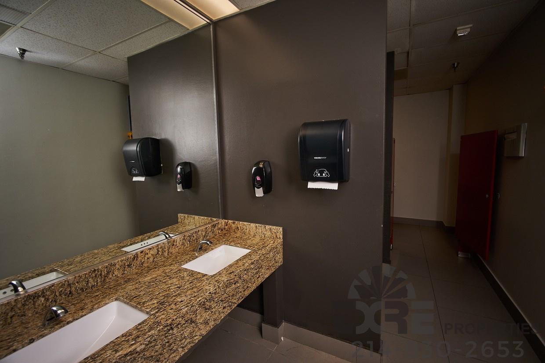 8700 N Stemmons Fwy restroom